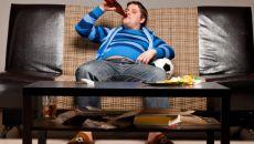 Зависимость ожирения от алкоголя