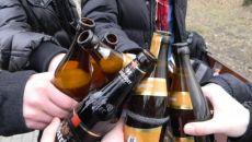 Особенности употребления пива на улице
