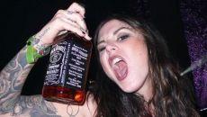 Запрет на алкоголь до и после нанесения татуировок
