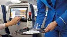 Правила провоза алкогольных напитков в самолете