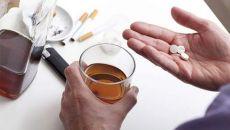 Опасность употребления Кагоцела с алкоголем
