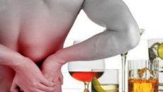 Пагубное влияние алкоголя на суставы