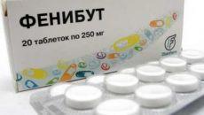 Правила назначения и приема таблеток Фенибут