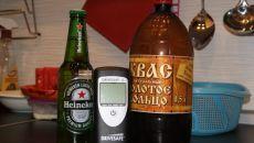 В каком квасе нет алкоголя и можно ли пить квас за рулем или нет