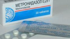 Совместимость Метронидазола и алкоголя