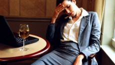 Влияние алкоголя при язве желудка