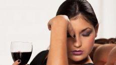 Причины болей головы от вина