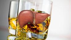 Симптоматика алкогольного гепатита