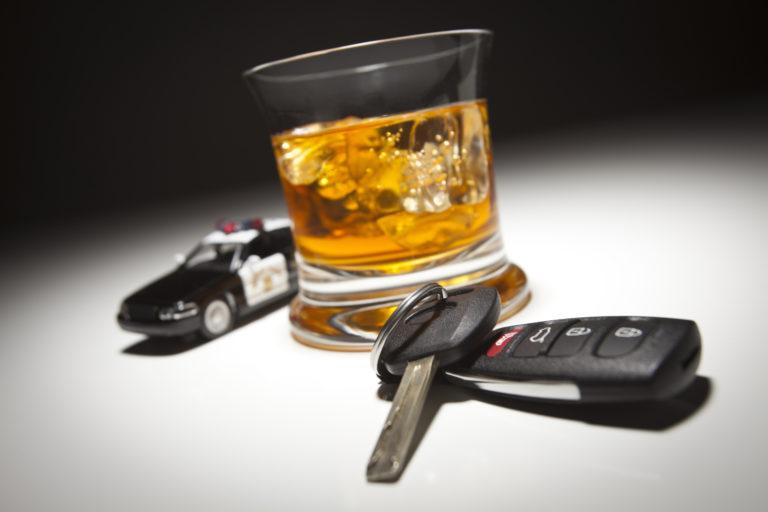 Алкоголь и водитель