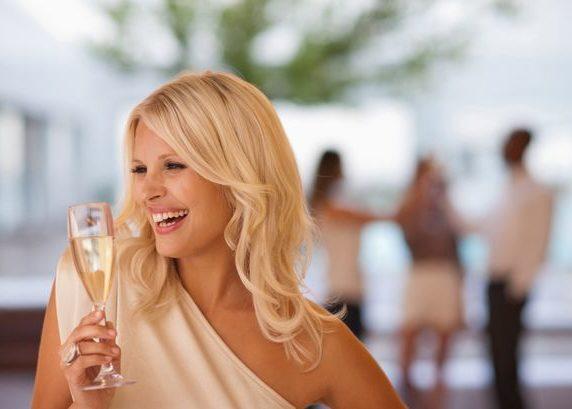 Алкоголь у женщин