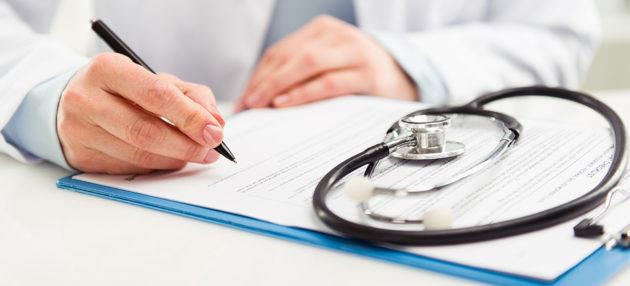Добровольный договор с клиникой