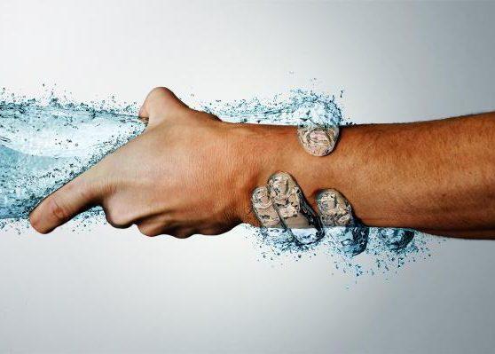 Корретировка водно солевого баланса