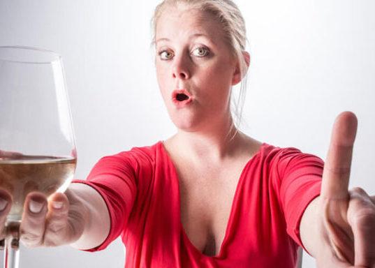 Нельзя снова принимать алкоголь
