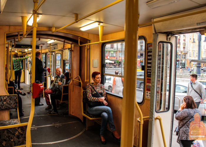 Общественного транспорт