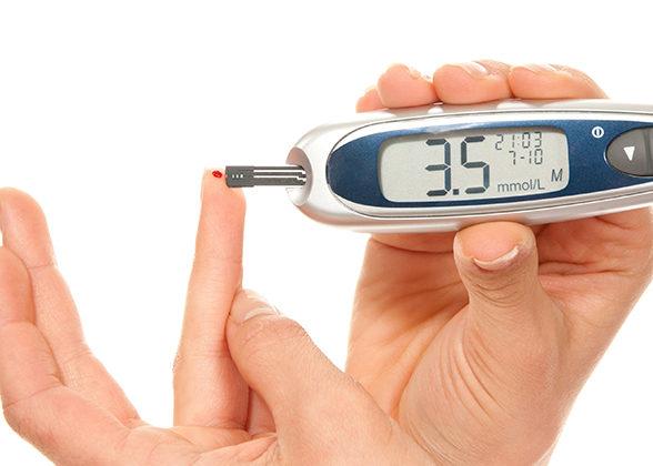 Повышение сахарных показателей крови