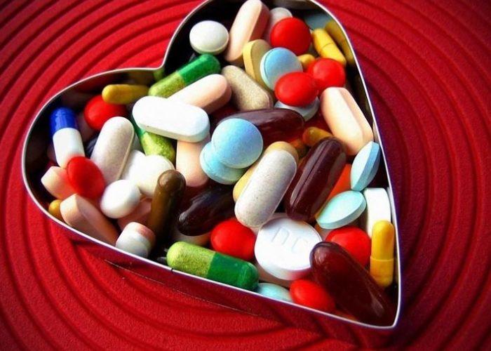 Сердечные лекарства