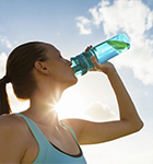 Суточная потребность организма в воде