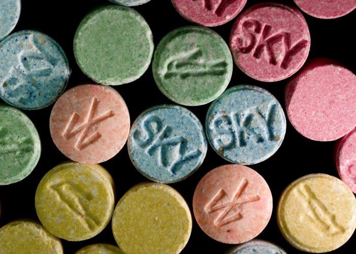 Таблетки экстази