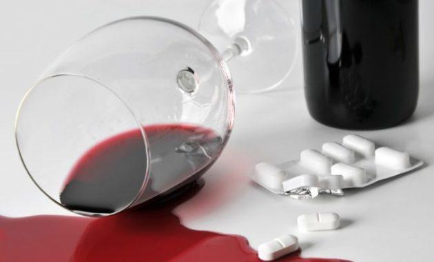 Таблетки от алкогольной зависимости