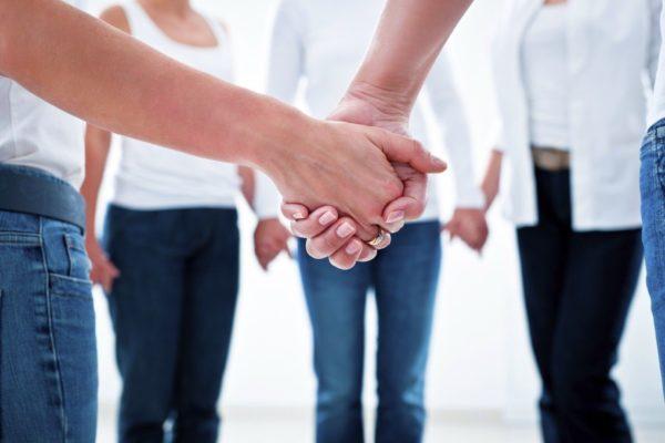 Участие в реабилитации зависимых людей