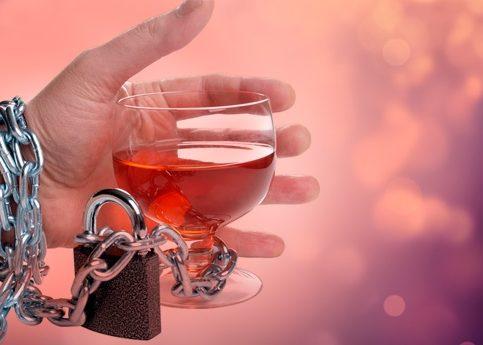 Усиливается тяга к спиртному