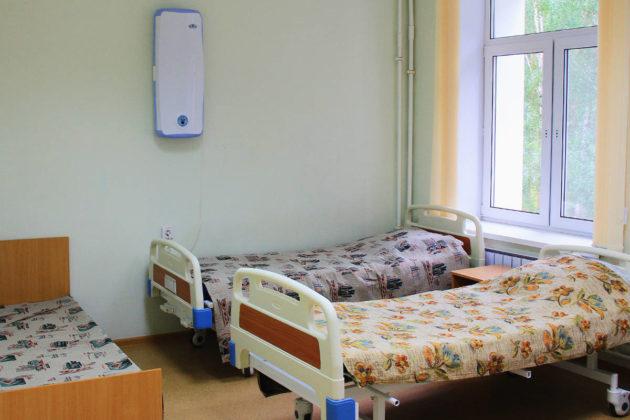 Условия проживания в наркологической клинике «Алкоголь Хелп»