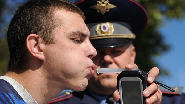 Водителя признают пьяным