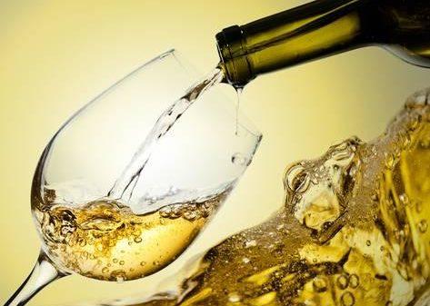 Белого выдержанного вина
