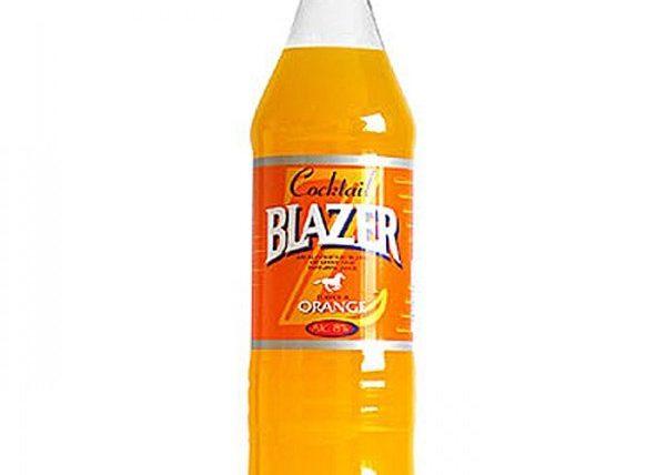 Блейзер апельсин