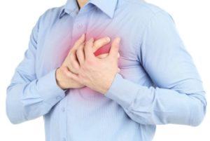Дискомфорт в области сердца