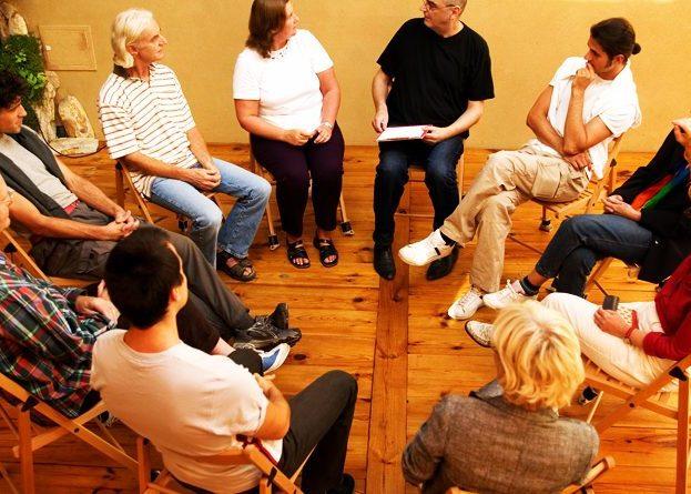 Групповые анонимные встречи и тренинги