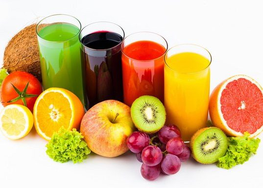 Натуральных соков