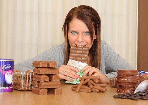 Не злоупотреблять шоколадом