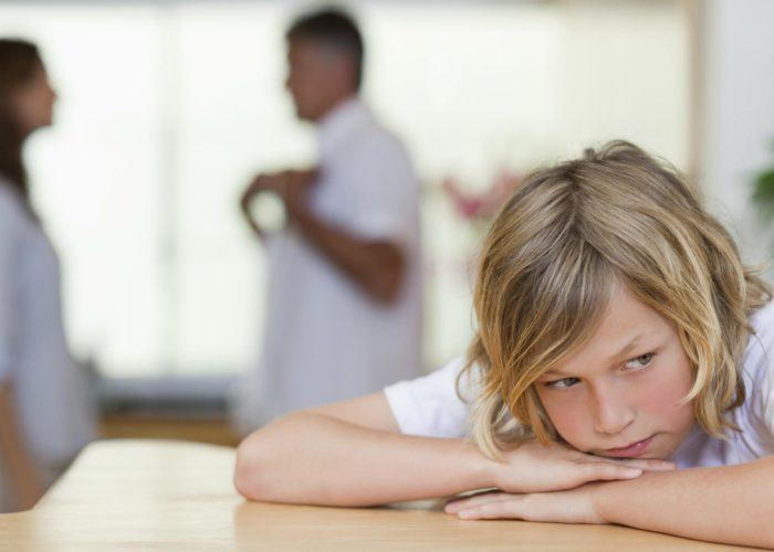 Недостаточное внимание родителей