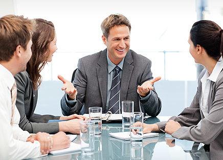 Общения с негативной компании