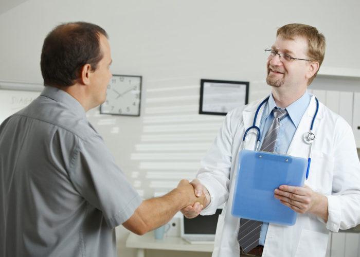 Посещать лечащего врача