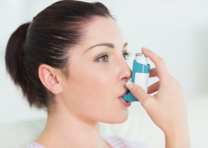 Приступов бронхиальной астмы