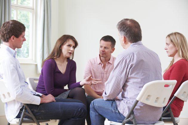 формирование особых бесплатных сообществ психологической поддержки