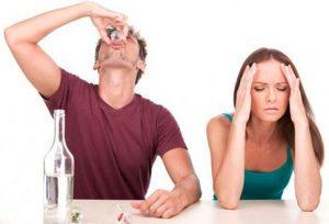 Агрессия у алкоголика
