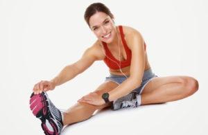 Активные физические нагрузки