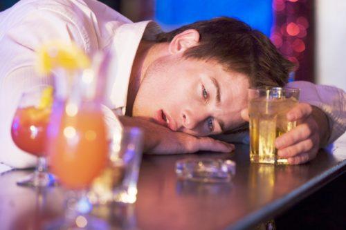 Алкогольный токсикоз