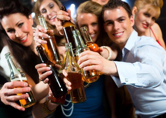 Близость друзей-алкоголиков