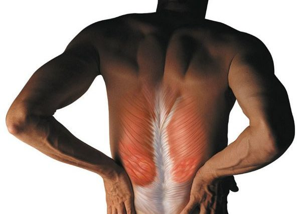 Боли в мышечной структуре
