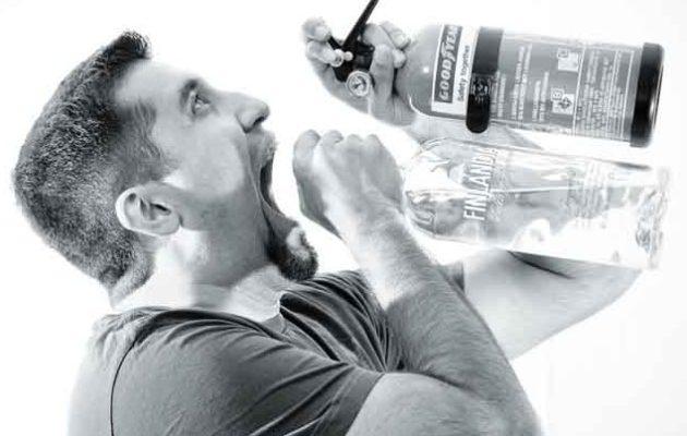 Четвертая стадия алкогольного опьянения