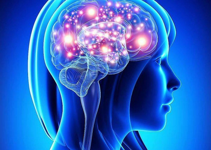 Дистрофические изменения тканей головного мозга