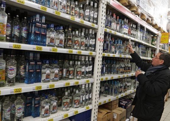 Доступность алкоголя