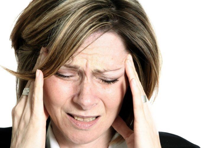 Головных болях различного происхождения