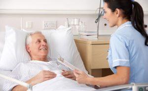 Госпитализация и помощь медиков