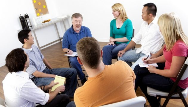 Индивидуальная и групповая психотерапия