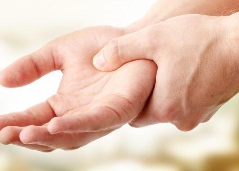 Интенсивная тряска рук